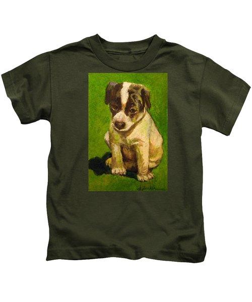 Baby Jack Russel Kids T-Shirt