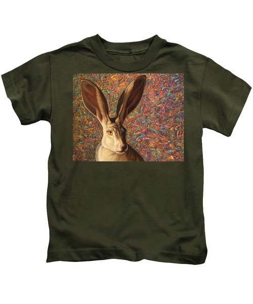 Background Noise Kids T-Shirt