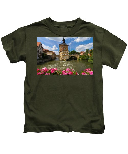 Bamberg Bridge Kids T-Shirt
