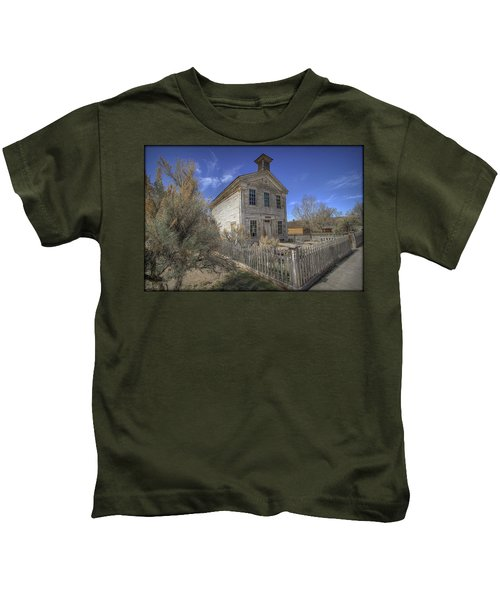Bannack Lodge # 16 Kids T-Shirt