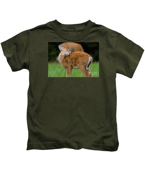 Bath Time Kids T-Shirt