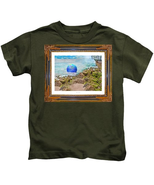 Beach Ball Dreamland Kids T-Shirt