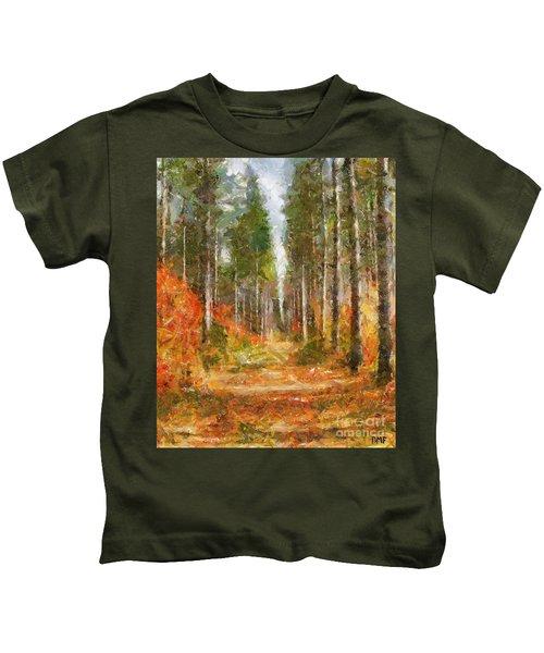 Beautiful Autumn Kids T-Shirt