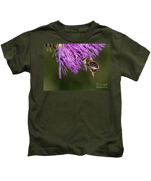 Bee Butt Kids T-Shirt