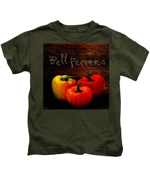 Bell Peppers II Kids T-Shirt
