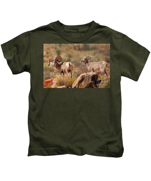 Bighorn Duo Kids T-Shirt