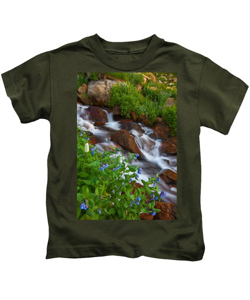 Bluebell Creek Kids T-Shirt