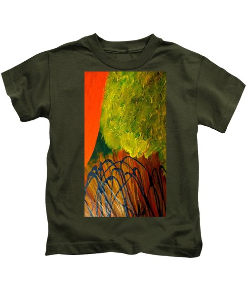 Brain Freeze Poverty  Kids T-Shirt