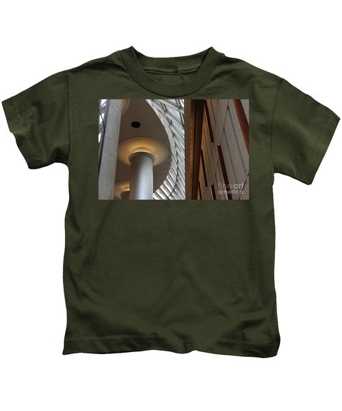 Breath Taking Beauty Architecture Kids T-Shirt