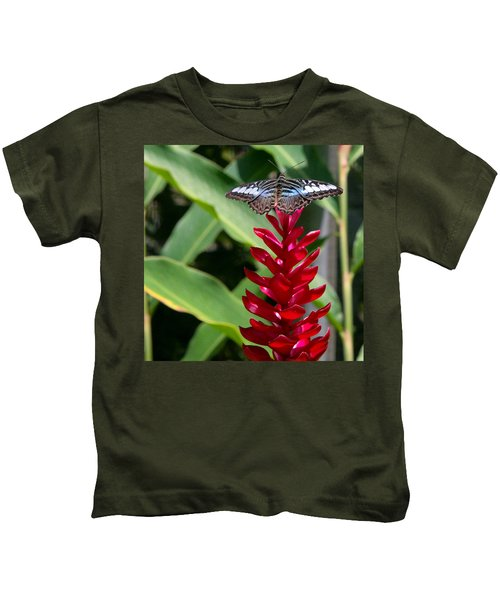 Brilliant Butterfly Kids T-Shirt