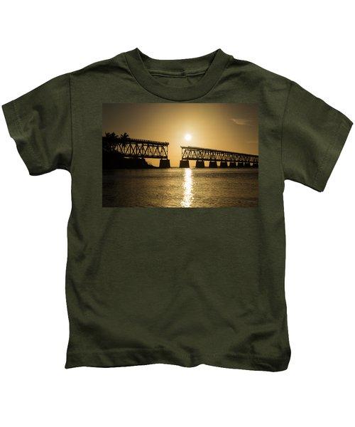 Broken Bridge Kids T-Shirt