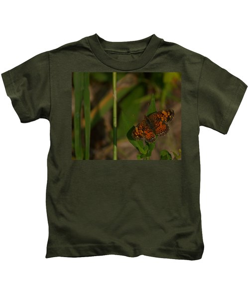 Butterfly 10 Kids T-Shirt