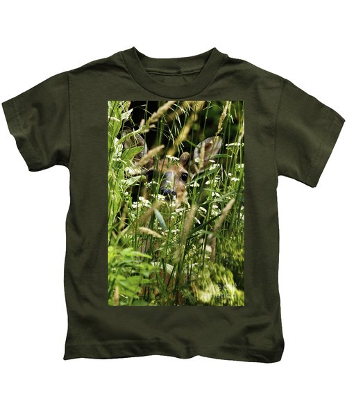 Can You See Me Kids T-Shirt