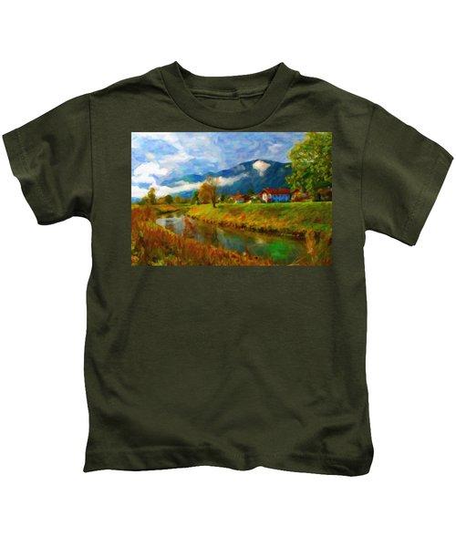 Canal 1 Kids T-Shirt
