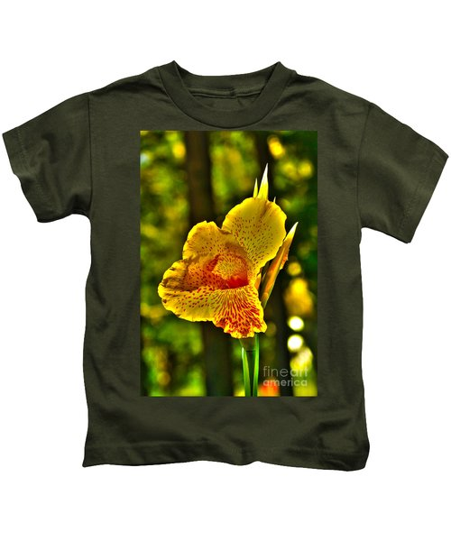 Canna Wow Kids T-Shirt