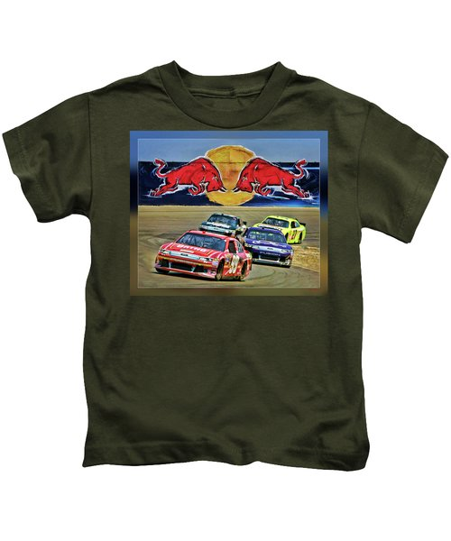 Carl Edwards Kids T-Shirt
