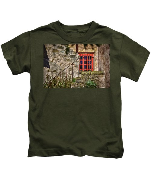 Carmel Mission 10 Kids T-Shirt
