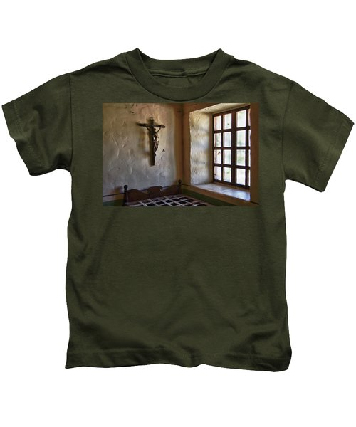 Carmel Mission 4 Kids T-Shirt