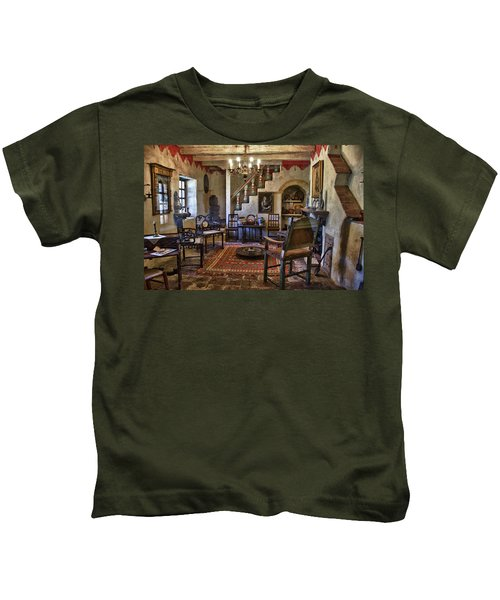 Carmel Mission 6 Kids T-Shirt