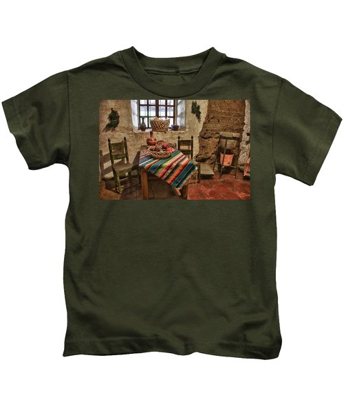 Carmel Mission 7 Kids T-Shirt