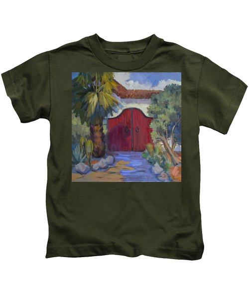 Casa Tecate Gate 2 Kids T-Shirt