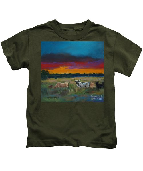 Cattle's Cadence Kids T-Shirt