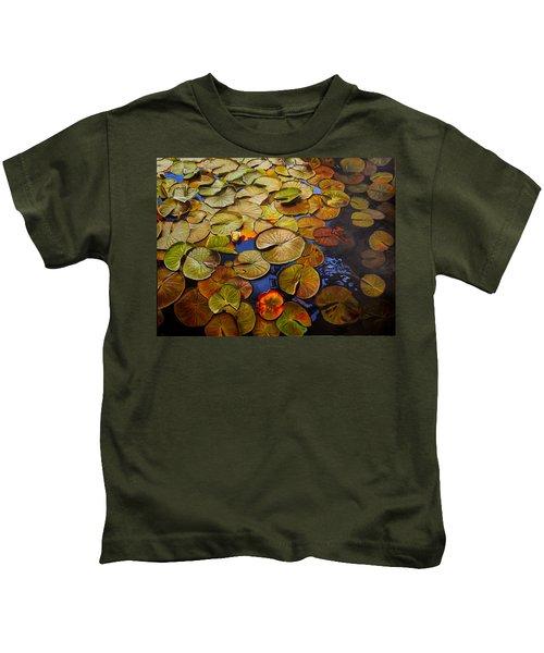 Change Of Season Kids T-Shirt