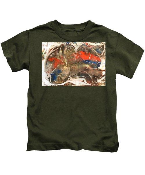 Chat Accompli Kids T-Shirt