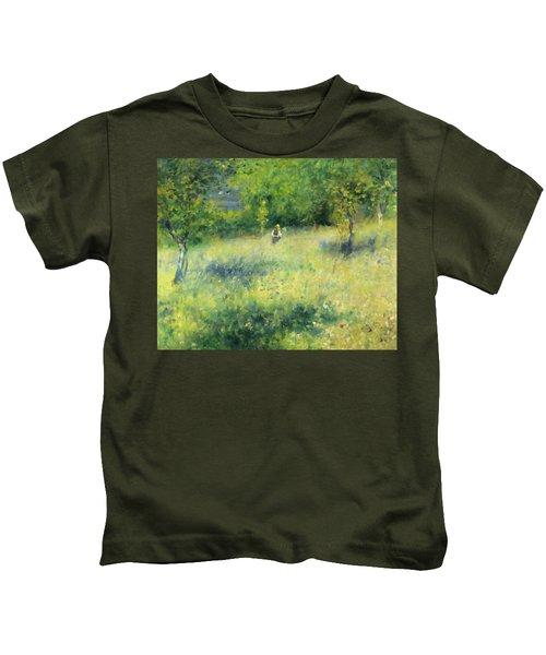 Chatou After Renoir Kids T-Shirt