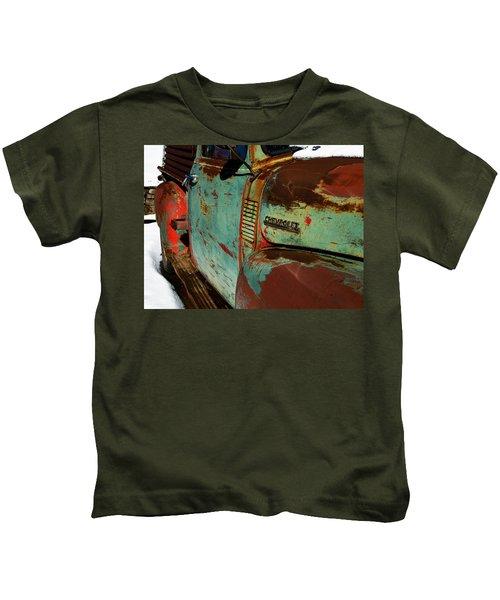 Arroyo Seco Chevy Kids T-Shirt