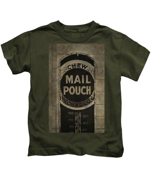 Chew Mail Pouch Tobacco Kids T-Shirt