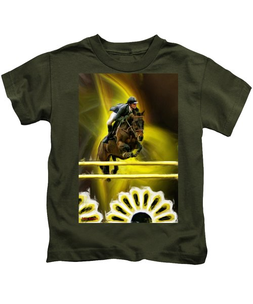 Christian Heineking On River Of Dreams Kids T-Shirt