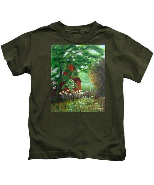 Church In The Glen Kids T-Shirt