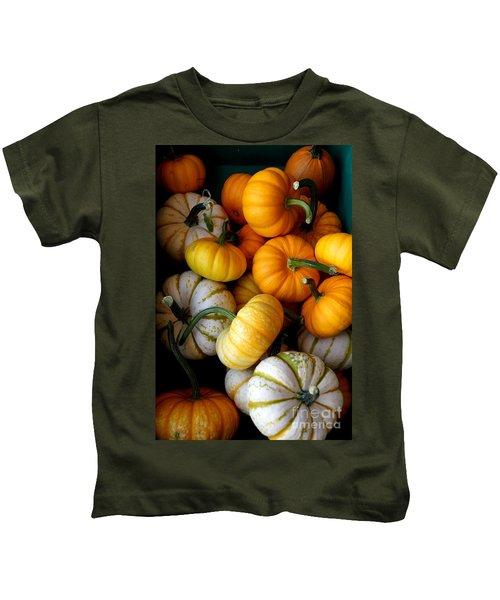 Cinderella Pumpkin Pile Kids T-Shirt