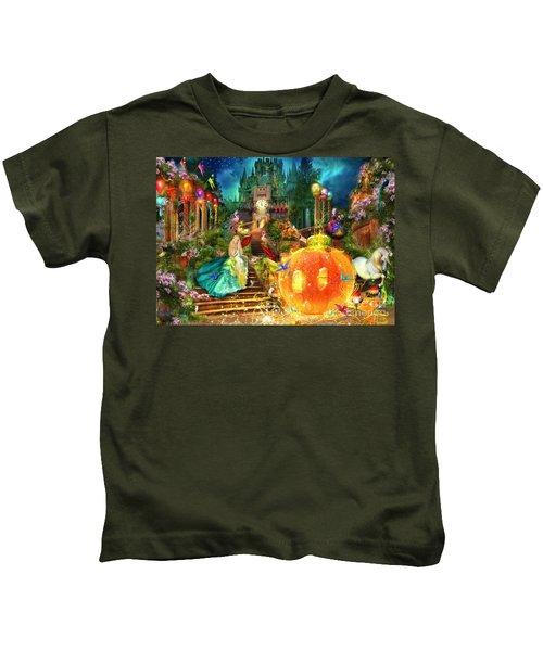 Cinderella Variant 1 Kids T-Shirt