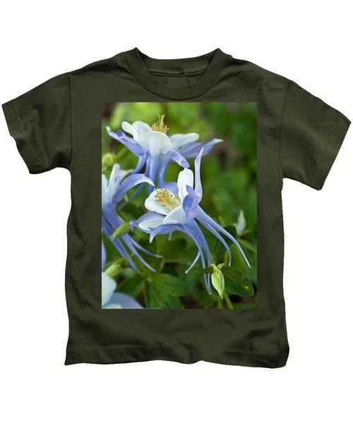 Columbine-2 Kids T-Shirt
