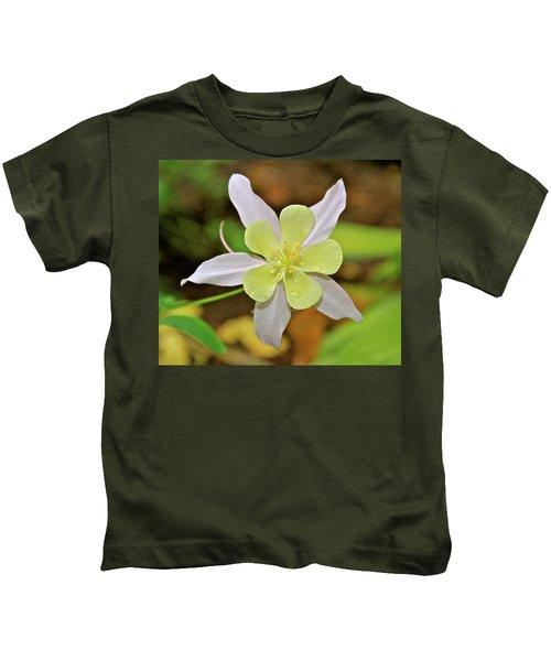 Columbine Charlie's Garden Kids T-Shirt