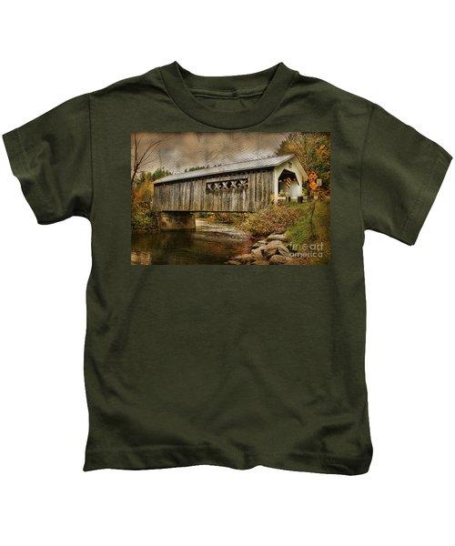 Comstock Bridge 2012 Kids T-Shirt