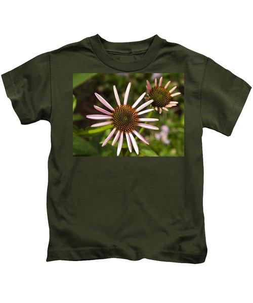 Cone Flower - 1 Kids T-Shirt