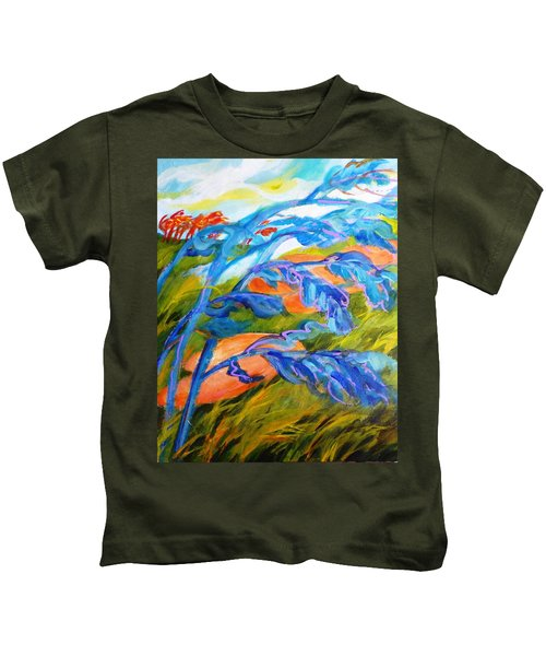 Count The Wind Kids T-Shirt