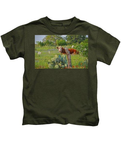 Country Friends Kids T-Shirt
