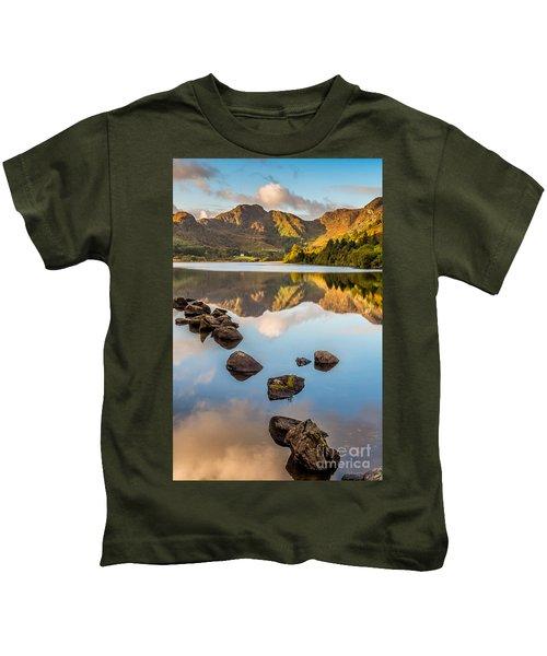 Crafnant Rocks Kids T-Shirt