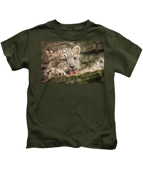 Cub And Tongue Kids T-Shirt