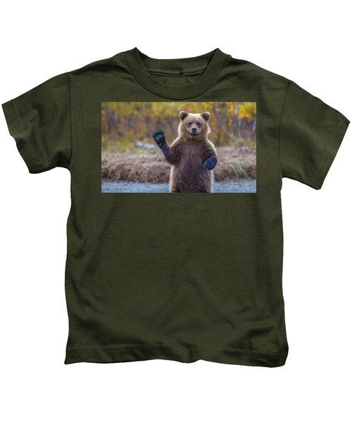 Cub Scouts Honor  Kids T-Shirt