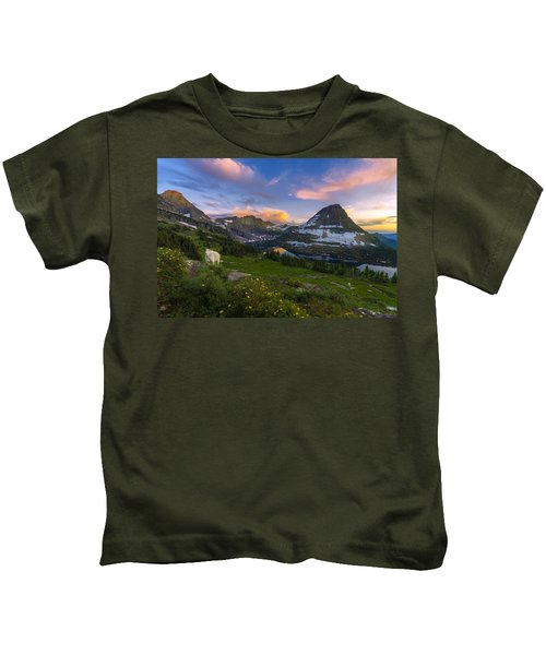 Curious Goat Kids T-Shirt