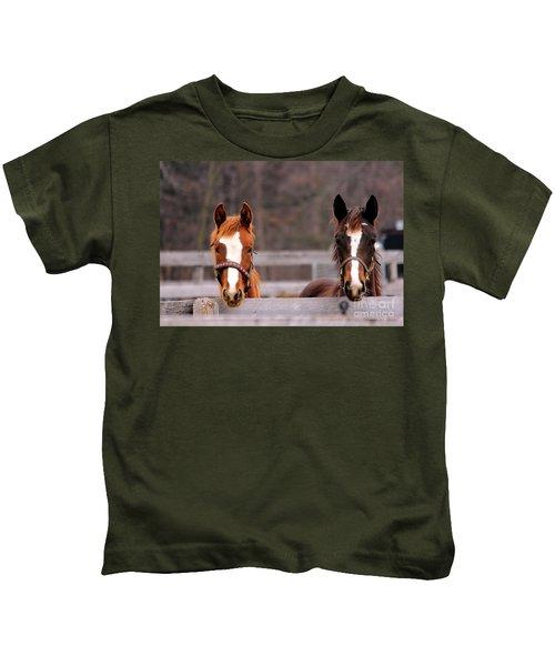 Cute Yearlings Kids T-Shirt