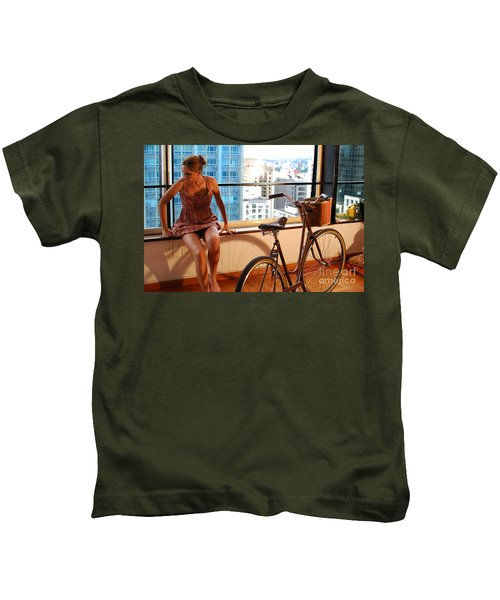Cycle Introspection Kids T-Shirt
