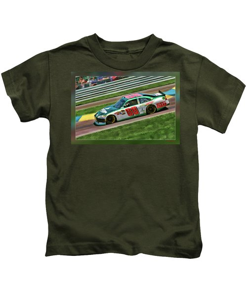 Dale Earnhardt Kids T-Shirt
