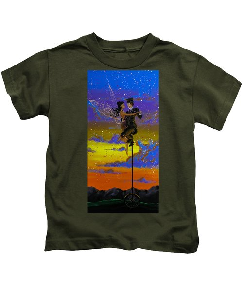Dance Enchanted Kids T-Shirt