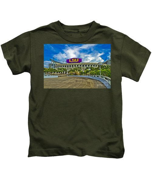Death Valley Kids T-Shirt by Scott Pellegrin
